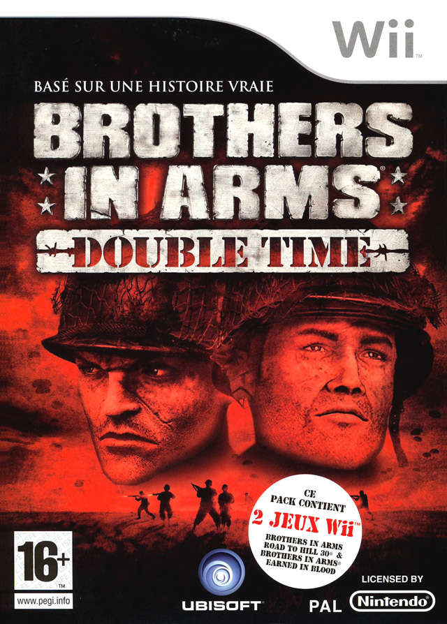 Brothers in Arms : Double Time Biawwi0f