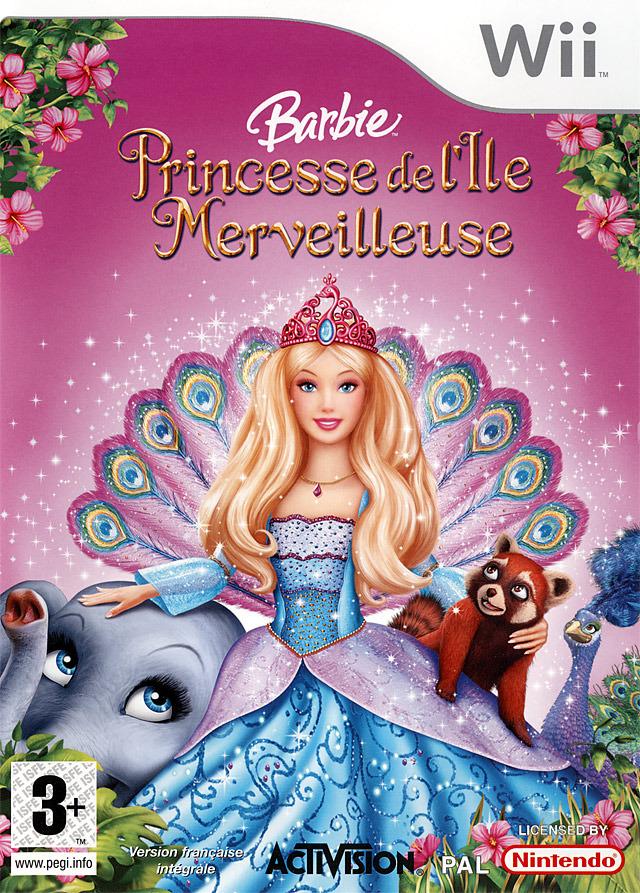 Barbie Princesse de l'Ile Merveilleuse [ENG|NTSC] [FS]