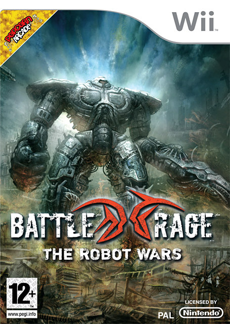 Battle Rage : The Robot Wars ENG WII Fileserve
