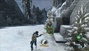 Test Cabela's Survival : Shadows of Katmai Wii - Screenshot 5