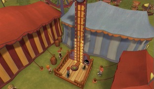 Test Carnival Fete Foraine Wii - Screenshot 7