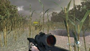 Test Call of Duty : Black Ops Wii - Screenshot 1