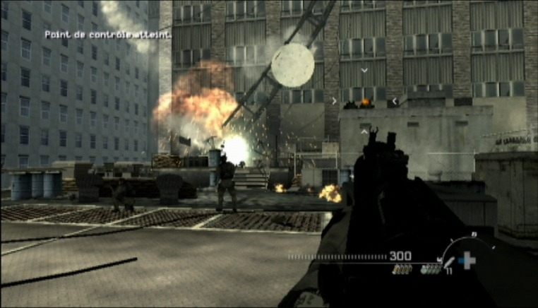 jeuxvideo.com Call of Duty : Modern Warfare 3 - Wii Image 3 sur 149