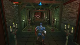 Test Captain America Wii - Screenshot 20