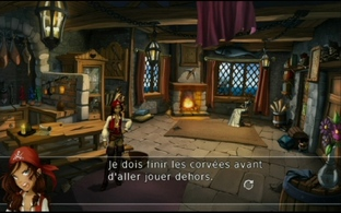 Test Captain Morgane et la Tortue d'Or Wii - Screenshot 10