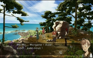 Test Captain Morgane et la Tortue d'Or Wii - Screenshot 11