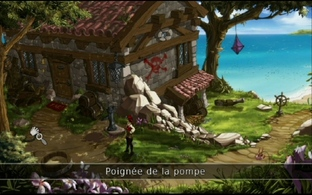 Test Captain Morgane et la Tortue d'Or Wii - Screenshot 14