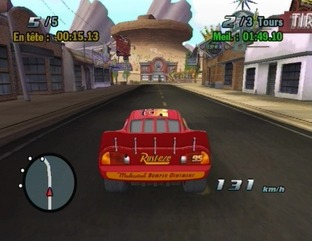 Test Cars Wii - Screenshot 18