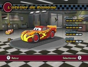 Test Cars Wii - Screenshot 19