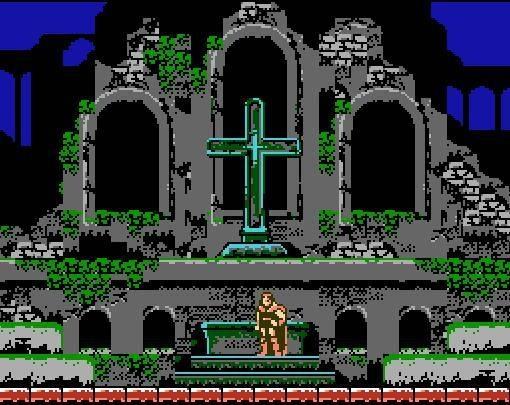Castlevania III : Dracula's Curse