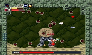 Test Cave Story Wii - Screenshot 20