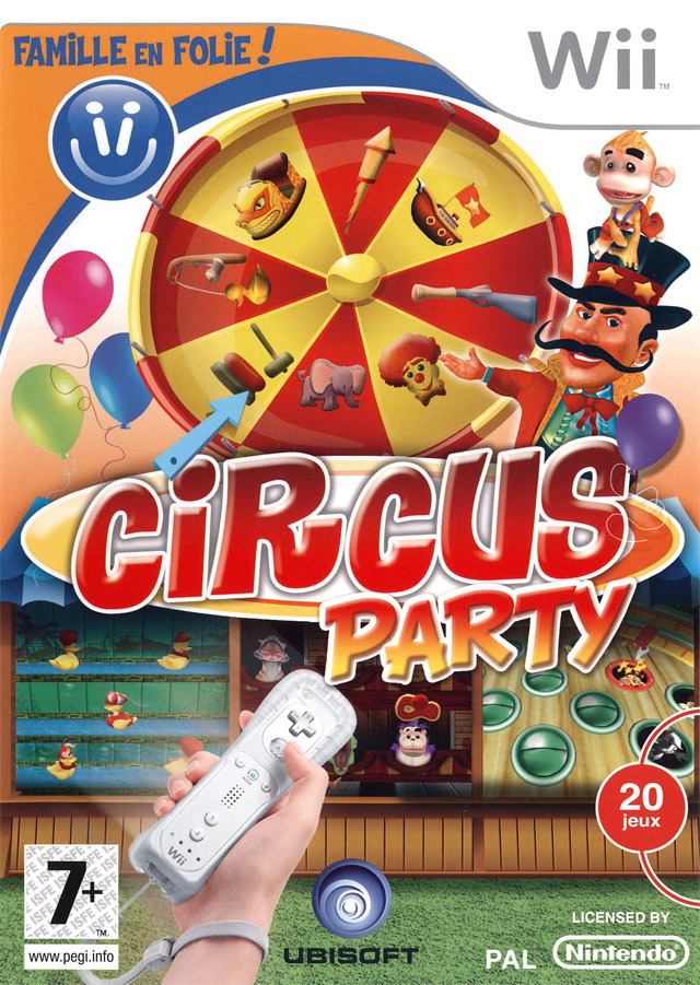 [MU]Circus party[PAL][FR]