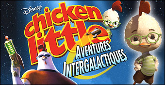 Chicken Little : Aventures Intergalactiques
