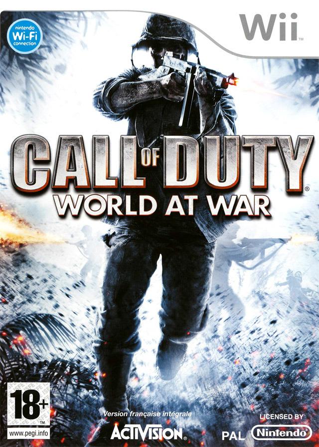 download Call Of Duty 5  World At War
