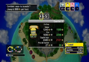 Test Course à la Fortune Wii - Screenshot 88