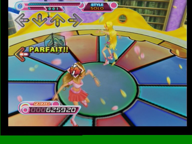 amore winx club. Dance Revolution Winx Club