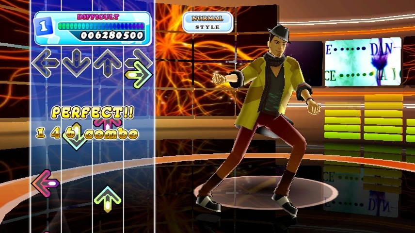 For new dancers, check out the DDR School Mode for training.