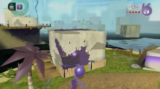 Test de Blob 2 Wii - Screenshot 50