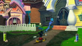 Test Disney Epic Mickey Wii - Screenshot 67