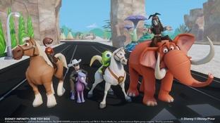 Disney Infinity Wii