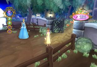 Disney Princesses : Mon Royaume Enchanté Wii