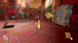 Test Disney Princesses : Mon Royaume Enchanté Wii - Screenshot 4