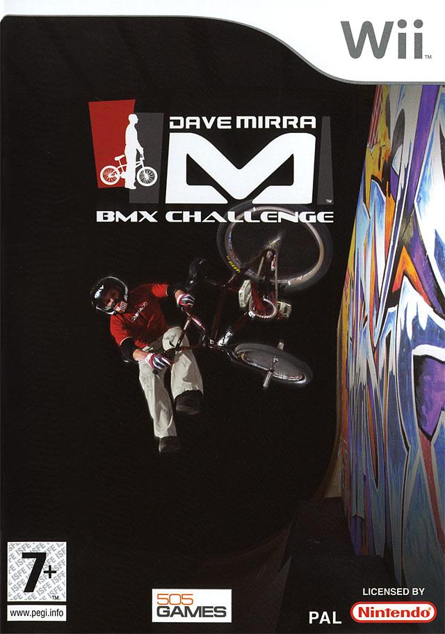 Dave Mirra BMX Challenge Dmbcwi0f
