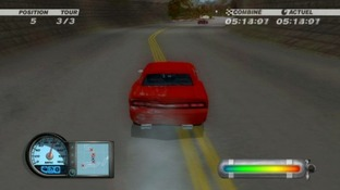 Test Dodge Racing : Charger vs Challenger Wii - Screenshot 14