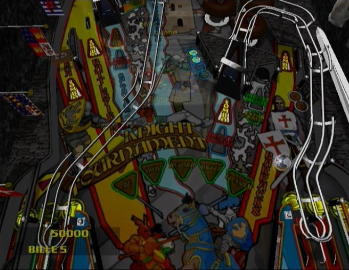 Multi-Host]Dream Pinball 3D[Flipper][PAL][WII]