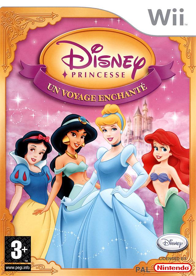 Disney Princesse : Un Voyage Enchanté  [FRENCH] [Wii] [FS]