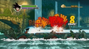 Dragon Ball : Revenge of King Piccolo Wii