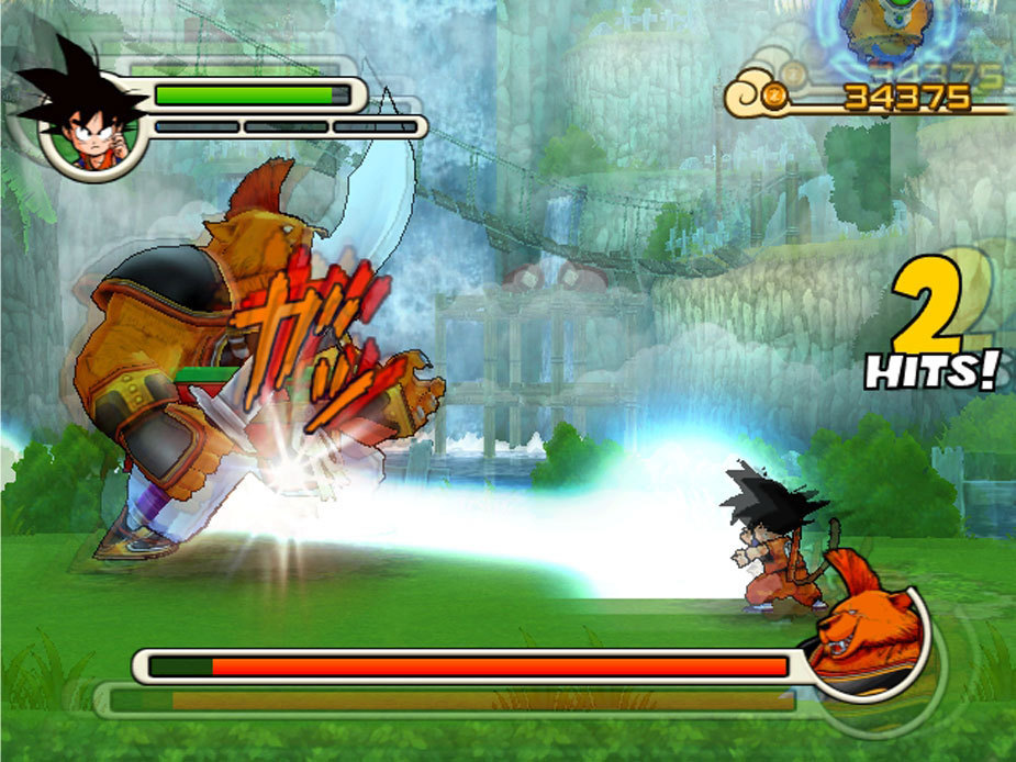 Images Dragon Ball : Revenge of King Piccolo Wii - 10
