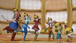 Dragon Quest X Wii