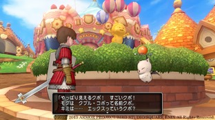 Dragon Quest X Wii