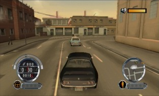 Test Driver : Parallel Lines Wii - Screenshot 2