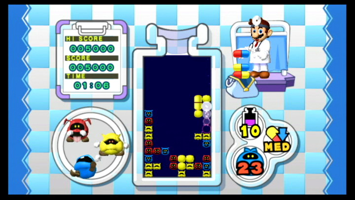 Dr. Mario & Bactericide