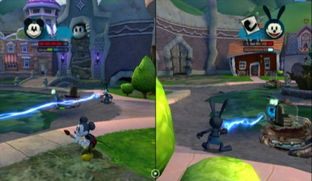 Test Epic Mickey : Le Retour des Héros Wii - Screenshot 43