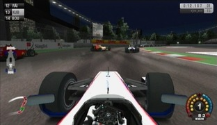 Test F1 2009 Wii - Screenshot 69