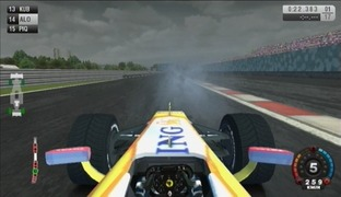 Test F1 2009 Wii - Screenshot 70