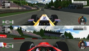 Test F1 2009 Wii - Screenshot 71