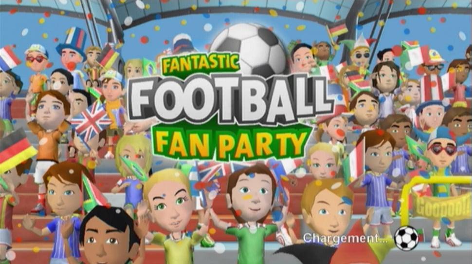 Fantastic Football Fan Party