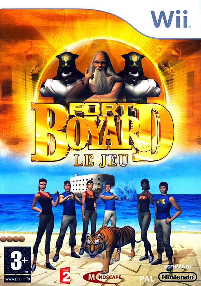 Fort Boyard : Le Jeu