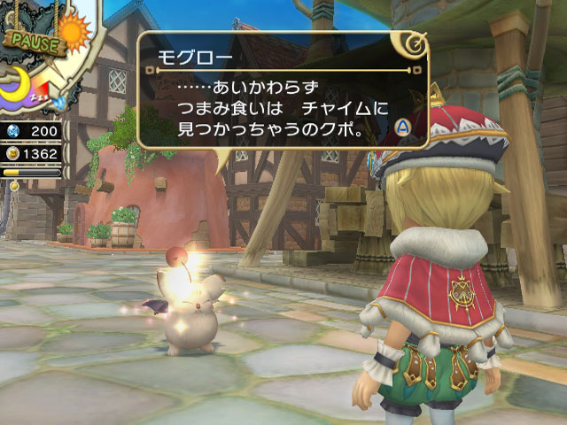Images Final Fantasy Crystal Chronicles : My Life as a King Wii - 12