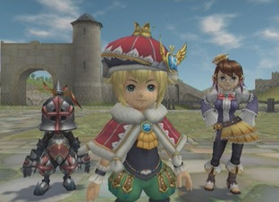 Final Fantasy Crystal Chronicles : My Life as a King Wii - Screenshot 70
