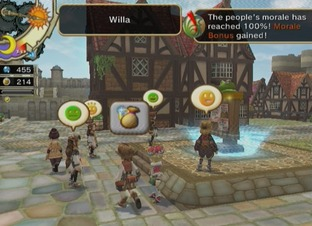 Final Fantasy Crystal Chronicles : My Life as a King Wii - Screenshot 132