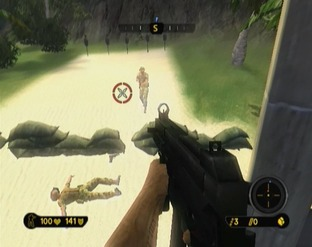 Test Far Cry Vengeance Wii - Screenshot 9