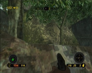 Test Far Cry Vengeance Wii - Screenshot 10