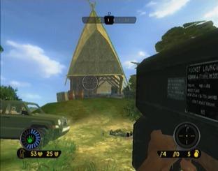 Far Cry Vengeance Wii