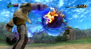 Final Fantasy Crystal Chronicles : The Crystal Bearers Wii - Screenshot 9