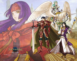 Fire Emblem : Radiant Dawn Wii - Screenshot 443
